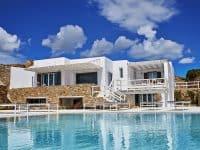 Villa Leticia in Mykonos Greece, house, by Olive Villa Rentals