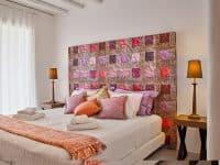 Villa Leticia in Mykonos Greece, bedroom 5, by Olive Villa Rentals