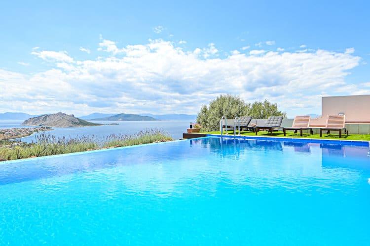 Villa-Harmonia-Olive-Villa-Rentals-Aegina-Sunset-Villas-view-pool