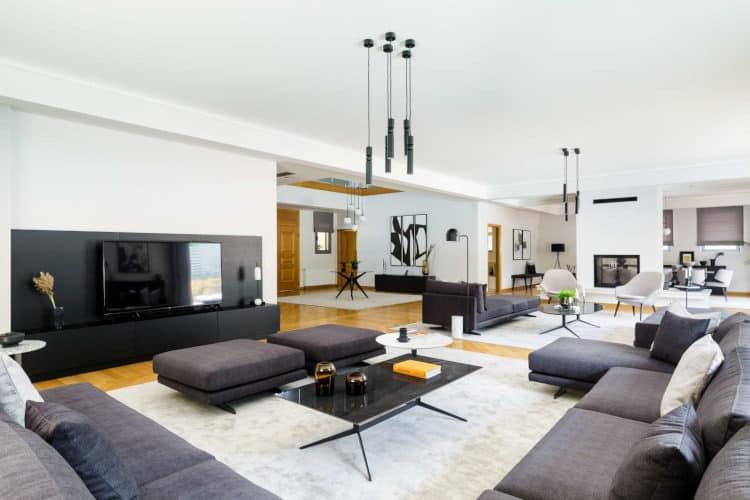 Olive -Urban -Estate-Villas-athens-olivevillarentals-living-room