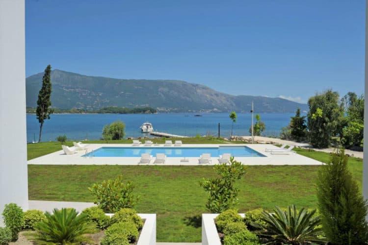 Villa-Harmony-Villas-corfu-olivevillarentals-garden-view