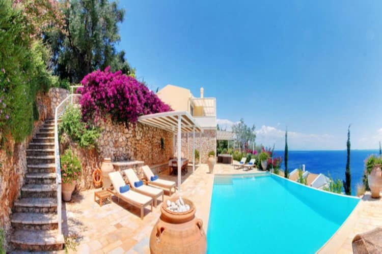 Villa-Rhea-Villas-corfu-olivevillarentals-pool