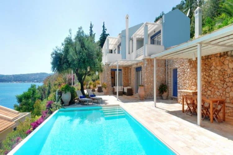 Villa-Selene-Villas-corfu-olivevillarentals-pool-view