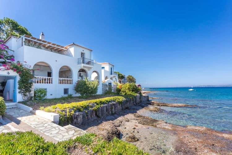 Villa-Zenais-Villas-spetses-olivevillarentals-sea-view