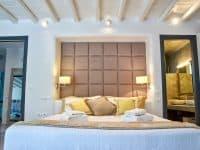 Villa Leticia in Mykonos Greece, bedroom 8, by Olive Villa Rentals