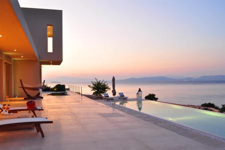 Villa- Azzuro-Villas-Aigina-Olivevillarentals-pool