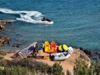 Villa Azzuro in Aegina Greece, sea sports, by Olive Villa Rentals