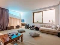 Villa Serenity in Athens Greece, recreational room, by Olive Villa Rentals
