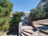 Villa Begonia in Hydra Greece, entrance, by Olive Villa Rentals