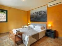 Villa Anais in Porto Heli, bedroom, by Olive Villa Rentals