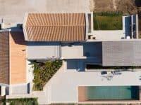 Villa Estee in Porto Heli, facade, by Olive Villa Rentals