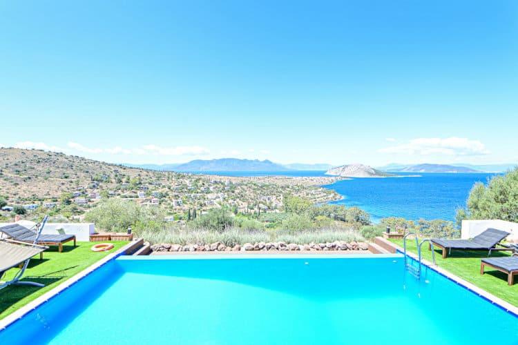 Villa-Cybele-Olive-Villa-Rentals-Aegina-Sunset-Villas-pool