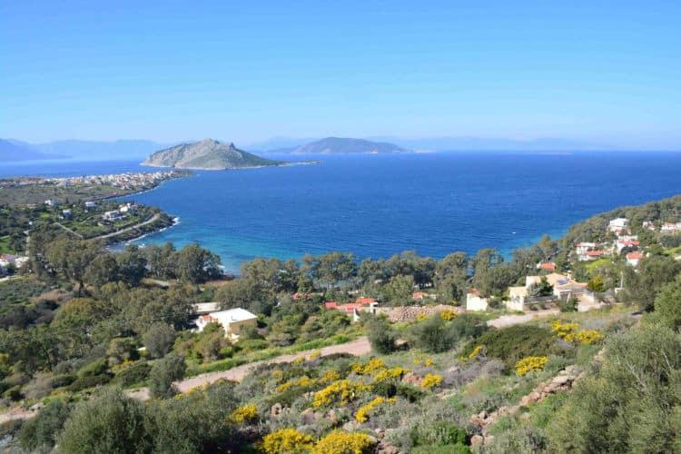 Villa- Selene-Villas-aigina-olivevillarentals-view
