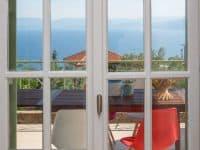 Villa Cerise in Aaegina, balcony, by Olive Villa Rentals