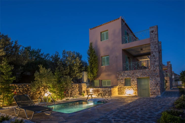 Villa-Carmina-Olive-Villa-Rentals-Aegina-poolview