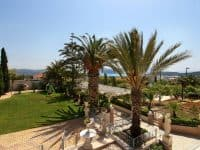 Villa Aristi in Athens, outdoors, by Olive Villa Rentals