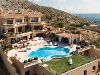 Villas-Olive Villa Rentals-Athens-Villa Primavera-2