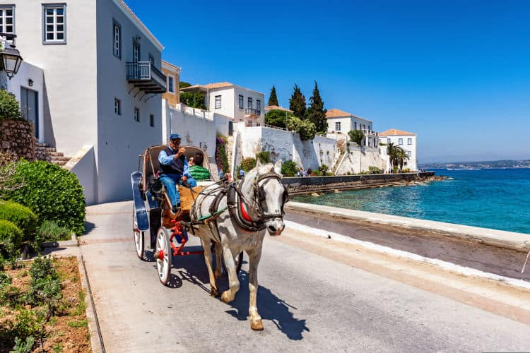 Spetses Chariot