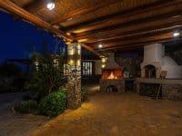 Villa-Hesperis-Crete-by-Olive-Villa-Rentals-night-outdoors-BBQ