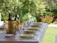 Villa-Celeste-Athens-by-Olive-Villa-Rentals-exterior-dining-table-decor