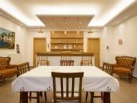 Villa-Celeste-Athens-by-Olive-Villa-Rentals-bar-lower-floor
