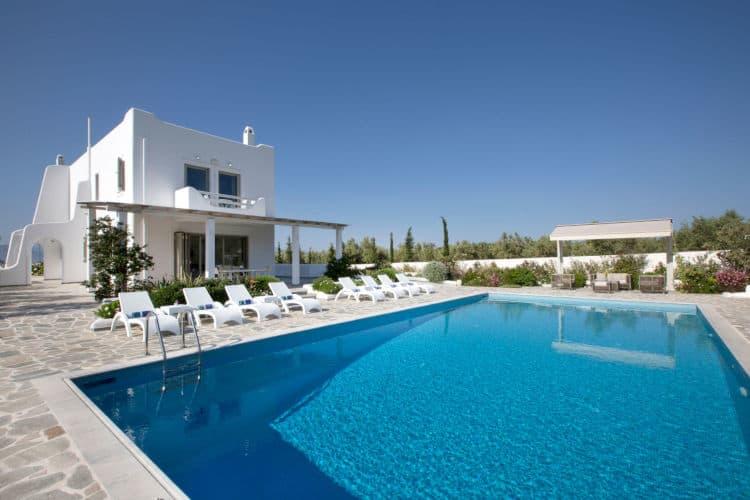 small-Villa-Celeste-Athens-by-Olive-Villa-Rentals-exterior-pool-view