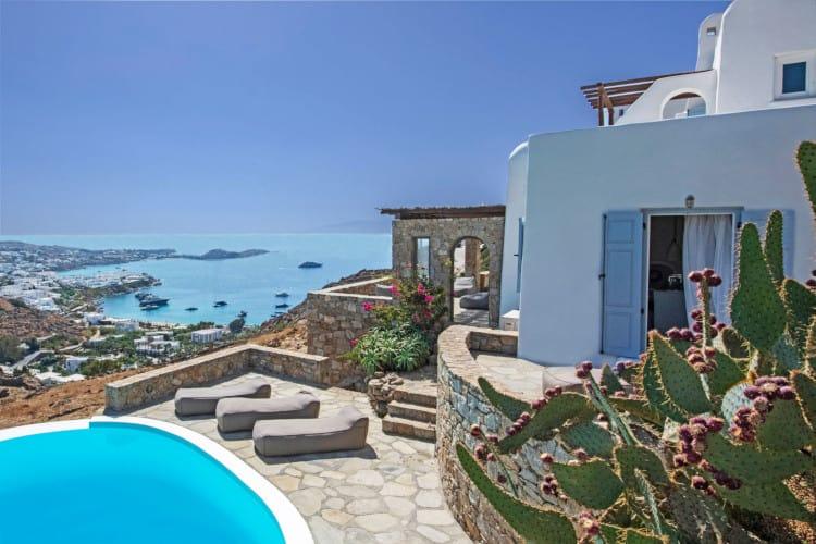 Villa-Aquila-Corfu-by-Olive-Villa-Rentals-exterior-pool-area