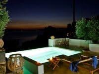 Villa- Cylena -Skopelos-by-Olive-Villa-Rentals-exterior-pool-area-night