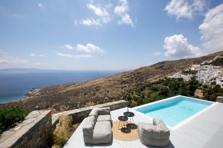small-Villa- Serendipity-Tinos-by-Olive-Villa-Rentals-exterior-pool-area