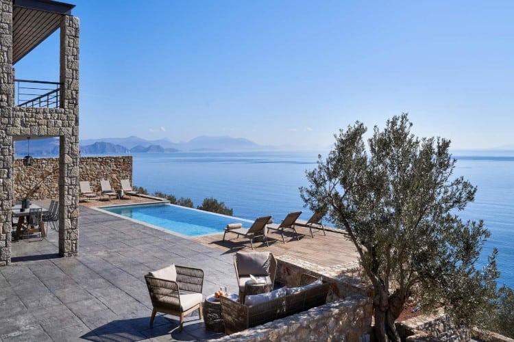 Villa- Clytia -Nauplion-by-Olive-Villa-Rentals-pool-area