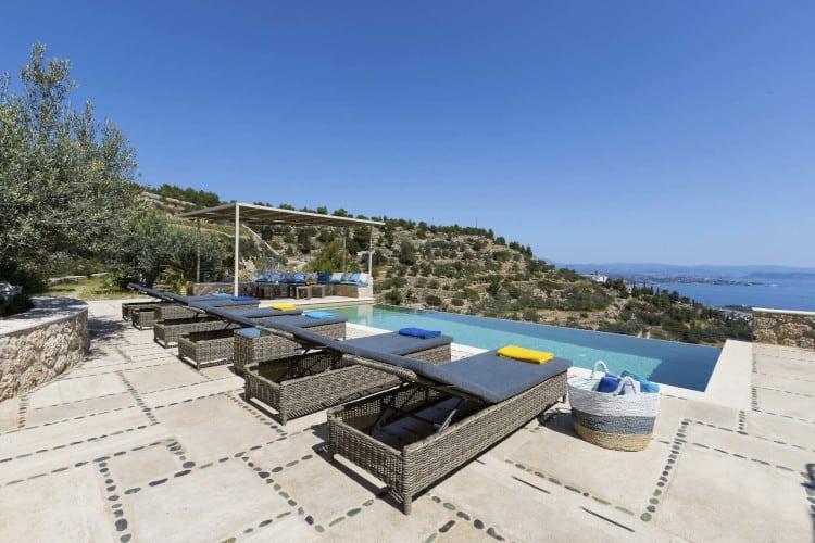 small-Villa- Lilium -Spetses-by-Olive-Villa-Rentals-pool-area