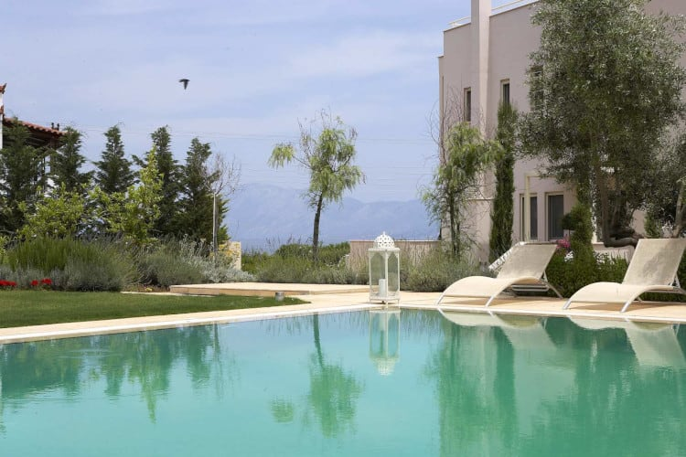 Villa- Marbella -Evia-by-Olive-Villa-Rentals-pool-area