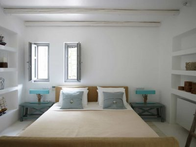 Villa-Melaina-Syros-by-Olive-Villa-Rentals-lower-bedrrom-1