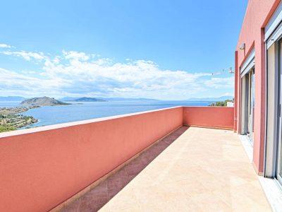 Villa Harmonia in Aegina Greece, Outdoor, by Olive Villa Rentals
