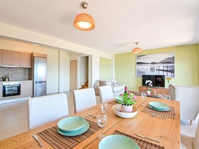 Villa Harmonia in Aegina, kitchen, by Olive Villa Rentals