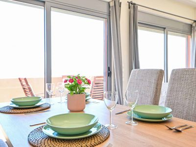 Villa Selene in Aegina, kitchen, by Olive Villa Rentals