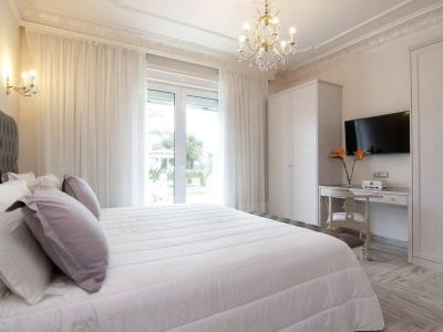 Villa Aristi in Athens, bedroom, by Olive Villa Rentals