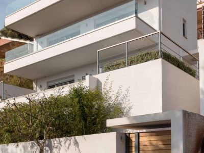 Villa Soledad in Athens, facade, by Olive Villa Rentals