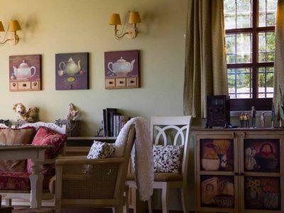 Olive Villa Rentals-Parnassos-Chalet Sapins-13