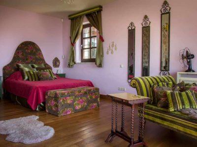 Olive Villa Rentals-Parnassos-Chalet Sapins-26