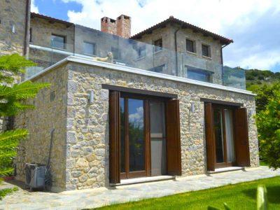 Olive Villa Rentals-Parnassos-Chalet Sapins-3