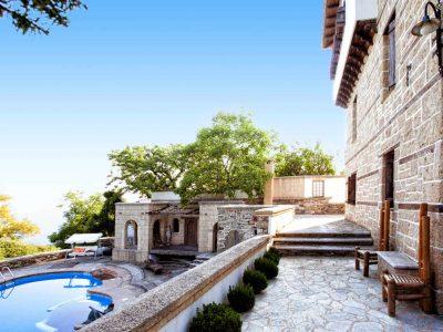 Olive Villa Rentals - Pelion-Aphrodite's Mansion .3
