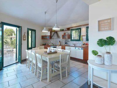 Villa Anais in Porto Heli, kitchen, by Olive Villa Rentals