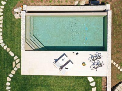 Villa Anais in Porto Heli, pool, by Olive Villa Rentals