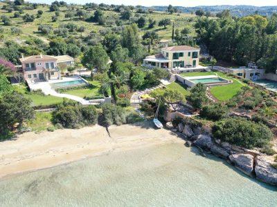 Villa Aureli in Porto Heli, outdoors, by Olive Villa Rentals