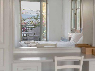 Villa Aureli in Porto Heli, bedroom, by Olive Villa Rentals