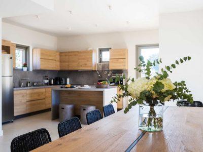 Villa Estee in Porto Heli, kitchen, by Olive Villa Rentals