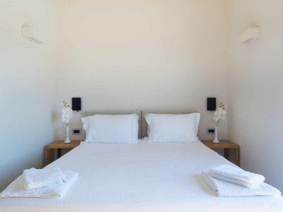 Villa Estee in Porto Heli, bedroom, by Olive Villa Rentals