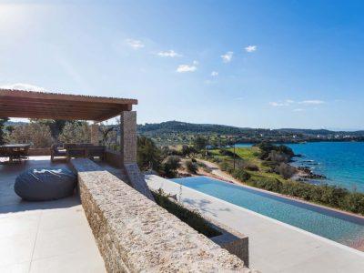 Villa Estee in Porto Heli, outdoors, by Olive Villa Rentals