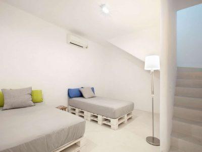 Villa Armonia Tinos - Staff Room